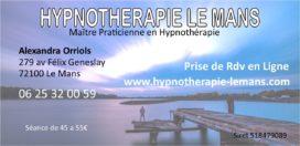 hypnotherapie la mans