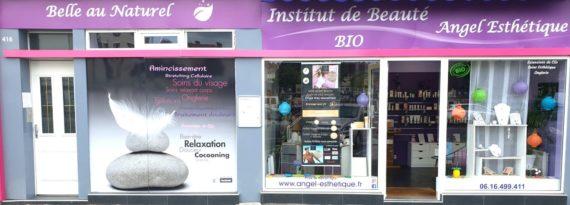 Institut De Beauté Bio Le Mans Angel Esthétique Institut
